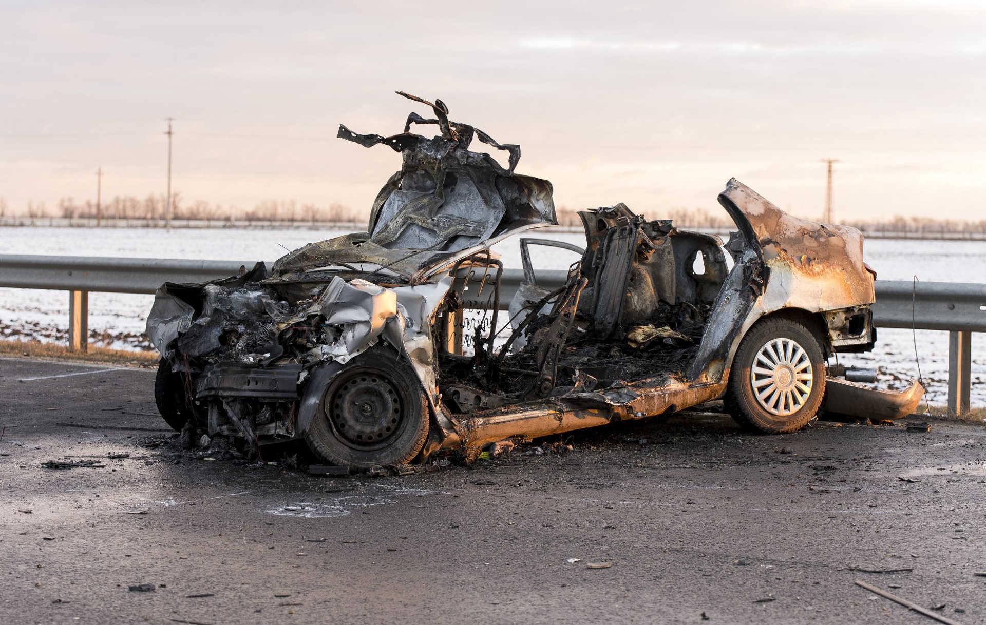 Győri halálos baleset